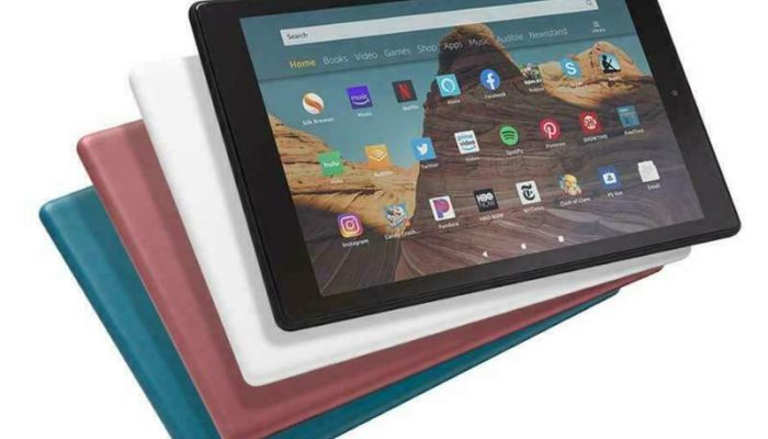 a picture of Amazon Fire HD 10