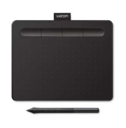 A picture of the Wacom CTL4100 Intuos drawing tablet